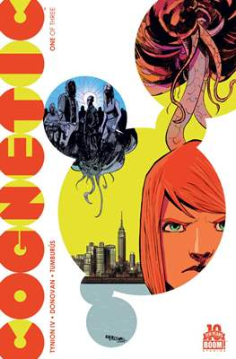 Cognetic (Comic Book) #1