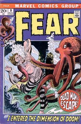 Adventure into Fear #9