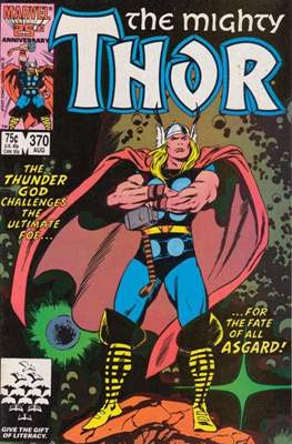 Journey into Mystery / Thor Vol 1 (Comic Book) #370