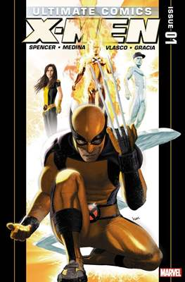 Ultimate Comics X-Men (2011-2013) #1