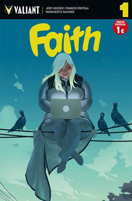 Faith (Grapa 24 pp) #1