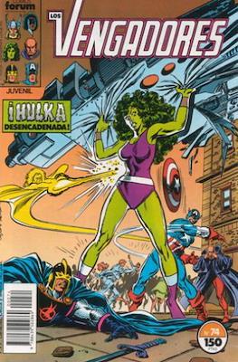Los Vengadores Vol. 1 (1983-1994) (Grapa) #74
