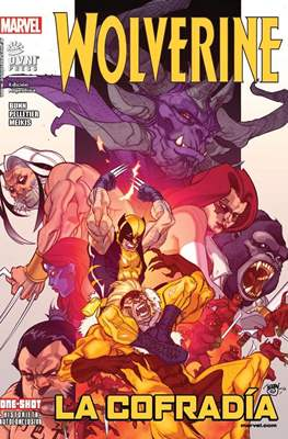 Wolverine (Rústica) #16