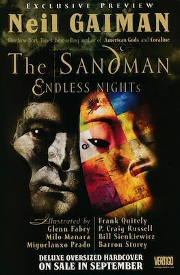 Te Sandman Endless Nights Exclusive Previews