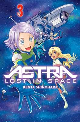 Astra Lost in Space (Rústica con sobrecubierta) #3