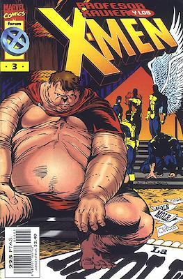 Profesor Xavier y los X-Men (Grapa. 17x26. 24 páginas. Color.) #3