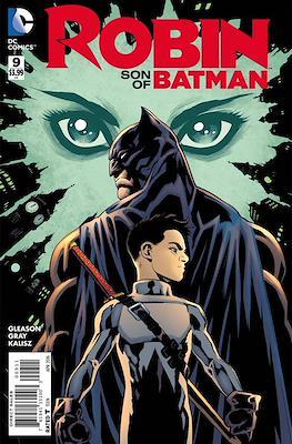 Robin Son of Batman (2015-2016) (Comic book) #9