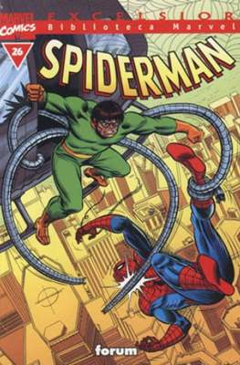 Biblioteca Marvel: Spiderman (2003-2006) (Rústica 160 pp) #26