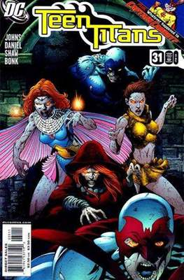 Teen Titans Vol. 3 (2003-2011) (Comic Book) #31