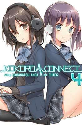 Kokoro Connect (Paperback) #4