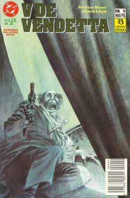 V de Vendetta (Grapa, 40 páginas (1990)) #9