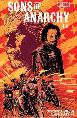Sons of the Anarchy (Grapa) #1