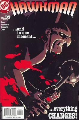 Hawkman Vol. 4 (2002-2006) (Comic book) #39