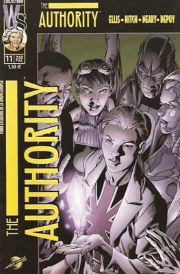 The Authority Vol. 1 (2000-2003) (Grapa 28 pp) #11