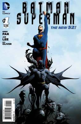 Batman / Superman Vol. 1 (2013-2016) (Comic Book) #1
