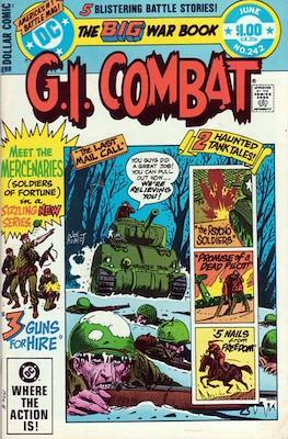 G.I. Combat (grapa) #242