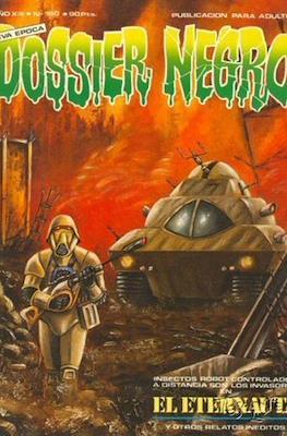 Dossier Negro (Rústica y grapa [1968 - 1988]) #160