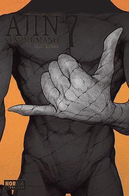 Ajin: Semihumano (Rústica con sobrecubierta) #7