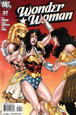 Wonder Woman Vol. 3 (2006-2011) (Comic Book) #37