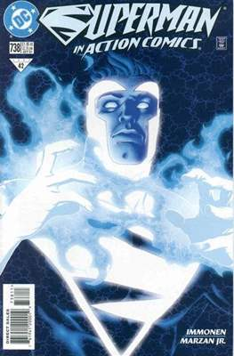 Action Comics Vol. 1 (1938-2011; 2016-) (Comic Book) #738