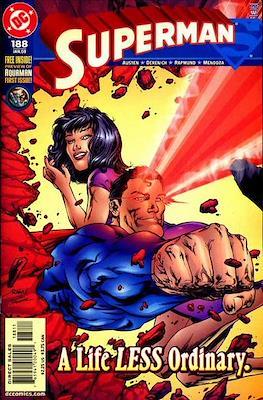 Superman Vol. 2 (1987-2006) (Comic Book) #188