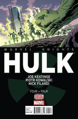 Marvel Knights: Hulk (Comic Book) #4