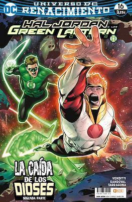 Green Lantern. Nuevo Universo DC / Hal Jordan y los Green Lantern Corps. Renacimiento (Grapa) #71/16