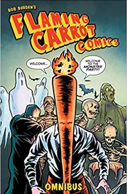 Flaming Carrot Comics Omnibus