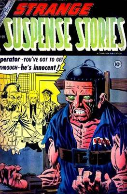 Strange Suspense Stories Vol. 1 (Saddle-stitched) #19