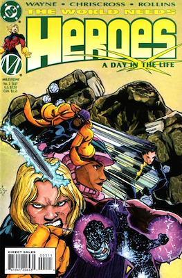 The World Needs Heroes (Comic Book) #3