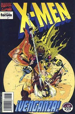X-Men Vol. 1 (1992-1995) (Grapa 32 pp) #37