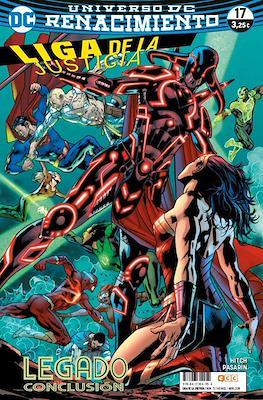 Liga de la Justicia. Nuevo Universo DC / Renacimiento (Grapa) #72/17