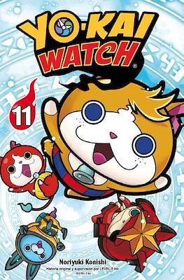 Yo-kai Watch (Rústica con solapas) #11