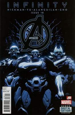 Avengers Vol. 5 (2013-2015) (Comic Book) #18