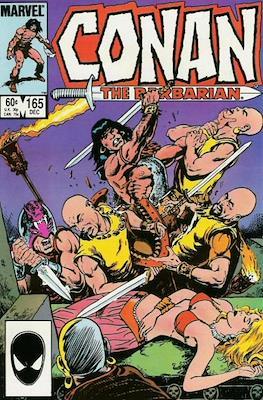 Conan The Barbarian (1970-1993) (Comic Book 32 pp) #165