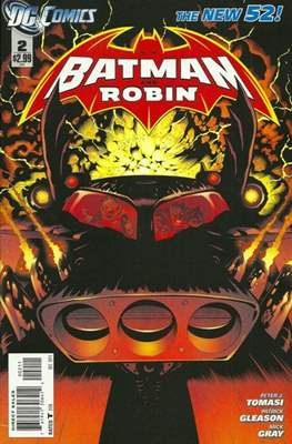 Batman and Robin Vol. 2 (2011-2015) #2