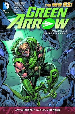 Green Arrow (2011-) New 52 (Rústica) #2