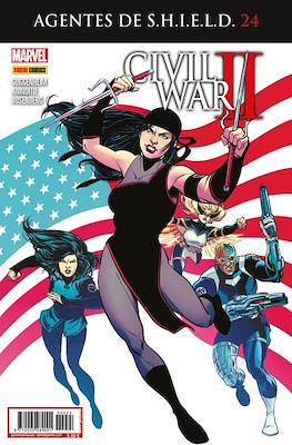 Agentes de S.H.I.E.L.D. (2015-2017) (Grapa 24 pp) #24