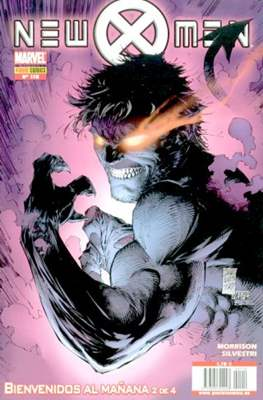 X-Men Vol. 2 / Nuevos X-Men (1996-2004) (Grapa 24 pp) #110