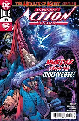 Action Comics Vol. 1 (1938-2011; 2016-) #1026