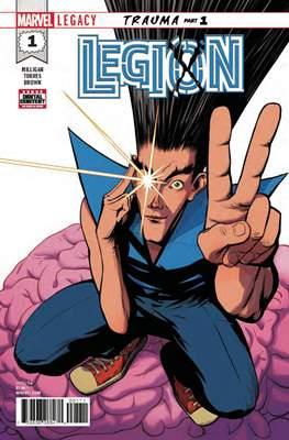 Legion: Trauma (Comic Book) #1