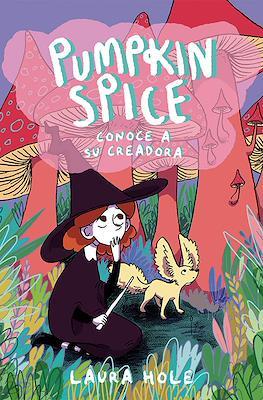 Pumpkin Spice conoce a su creadora (Rústica 24 pp) #