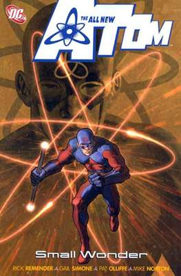 The All New Atom (Softcover) #4