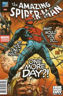 The Amazing Spider-Man: One More Day (Grapa) #1