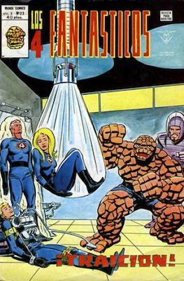 Los 4 Fantásticos Vol. 3 (1977-1980) (Grapa 44 pp) #23