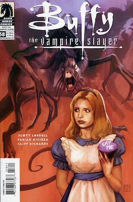 Buffy the Vampire Slayer (1998-2003) (saddle-stitched) #58