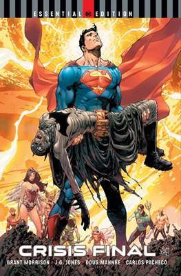 Crisis Final - DC Essential Edition