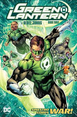 Green Lantern by Geoff Johns (Softcover 400 pp) #3