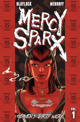 Mercy Sparx (Softcover 128-152 pp) #1