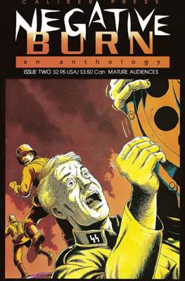 Negative Burn (1993-1997) (Comic Book 24 pp) #2